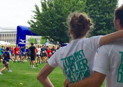 Loop de 20km van Brussel 2018 voor TADA