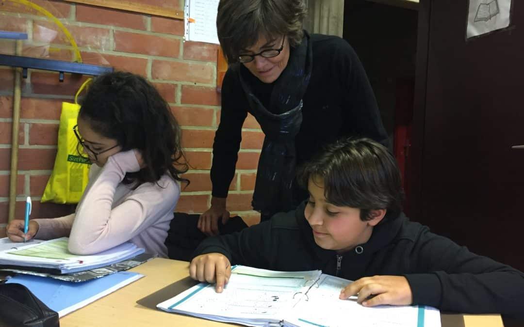 Word vrijwilliger in de huiswerkklas bij TADA!