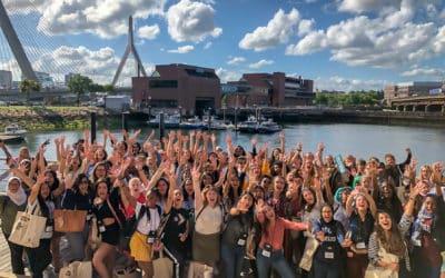 Two alumnae invited in Boston as future leaders
