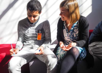 Help onze jongeren om schoolse uitdagingen aan te pakken