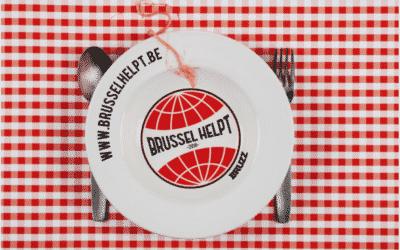 Brussel Helpt: Brussel, spaghetti-hoofdstad voor één dag