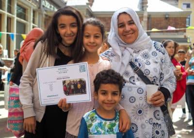 Uitnodiging diploma-uitreiking 2019