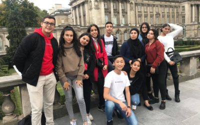 More than 100 committed alumni for Brussels